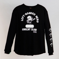 ゼルダの伝説 夢をみる島/LEFT HANDED HERO2/LONG SLEEVE-T-SHIRT